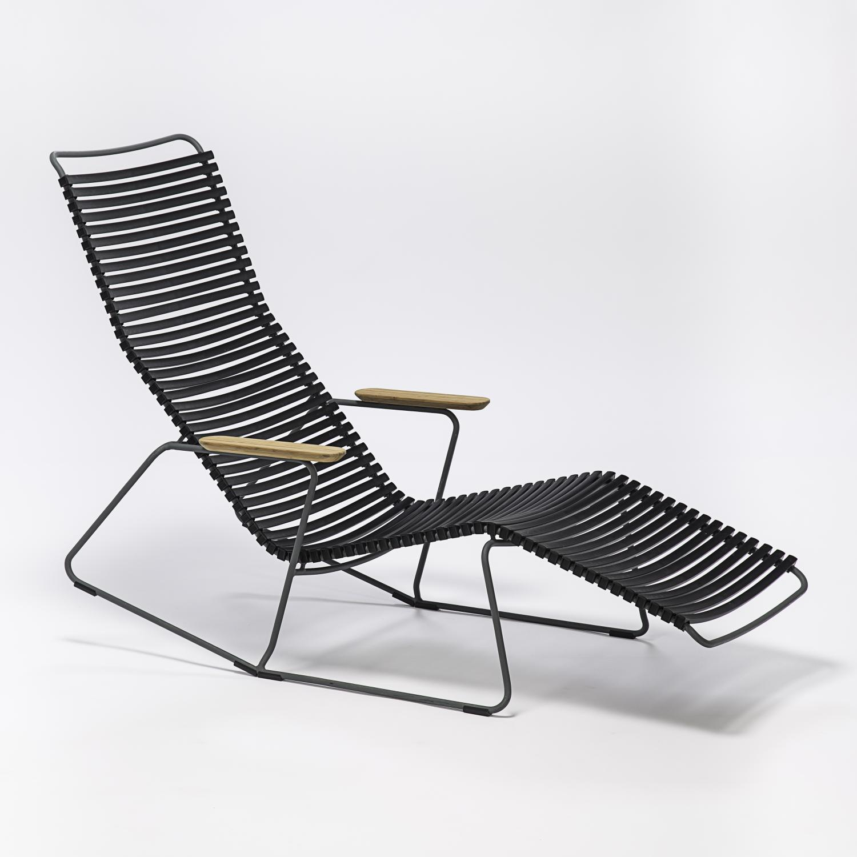 Houe Click Sunrocker Deckchair Ligbed