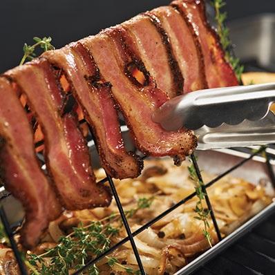 Barbecue Braadrek Spek