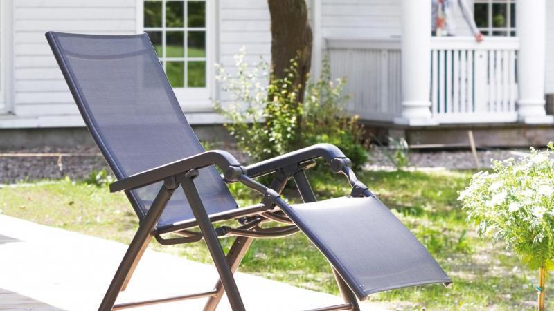 relax, tuinstoel verstelbare stoel