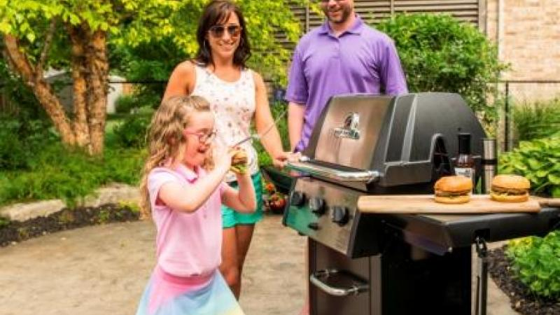 Gasbarbecue Broil King