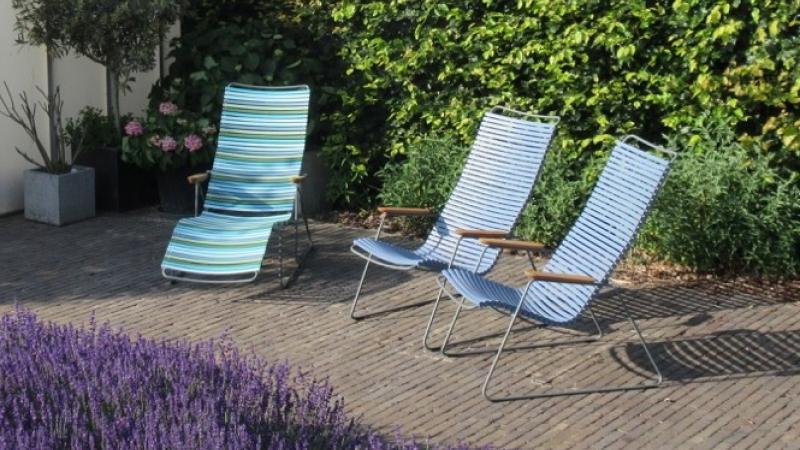 Tuinrama_Click Lounge chair