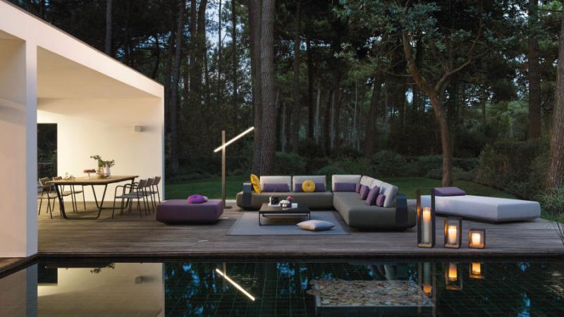 Manutti KUMO Outdoor lounge