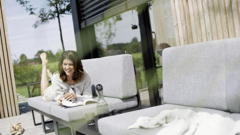 Kettler outdoor lounge moduleerbaar