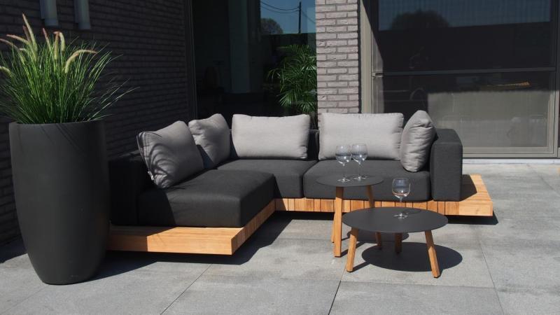 Tuinrama_Outdoor Lounge Teak