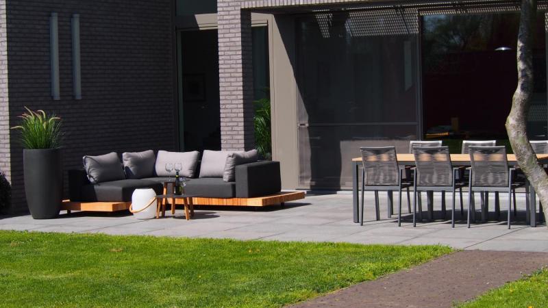 Tuinrama Ramo Tuinset outdoor Lounge teakmeubelen