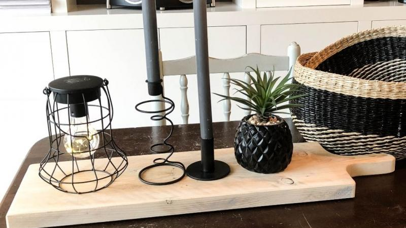 Tuinrama_Trend wired en hout