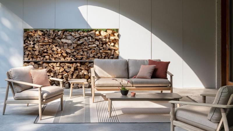 Outdoor Lounge teak