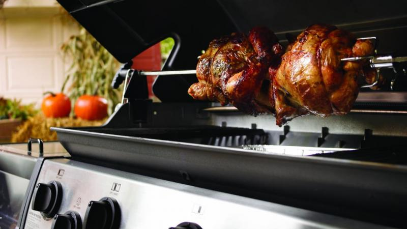 Tuinrama BroilKing BBQ Demonstratie