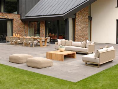 Buitensalon Lounge set Portofino Borek