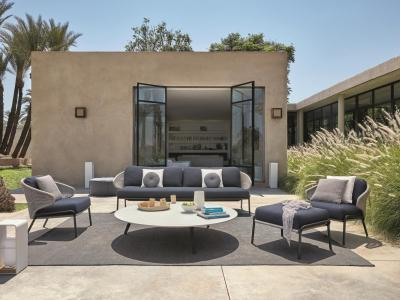 Manutti Outdoor Lounge Radius