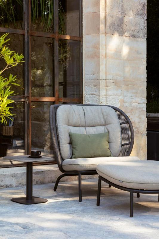 Buitensalon - outdoor lounge - outdoor relax zetel