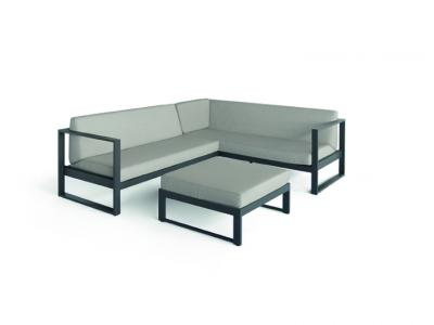 Outdoor Lounge aluminium antraciet Diphano