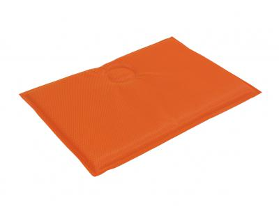 Magnetisch kussen textilene Oranje all weather