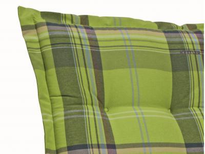 Kettler Stapelstoel Siero Kussen Groen detail