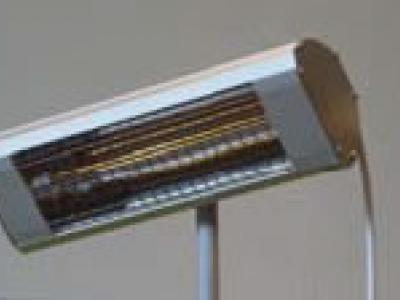 Terrasverwarmer infrarood
