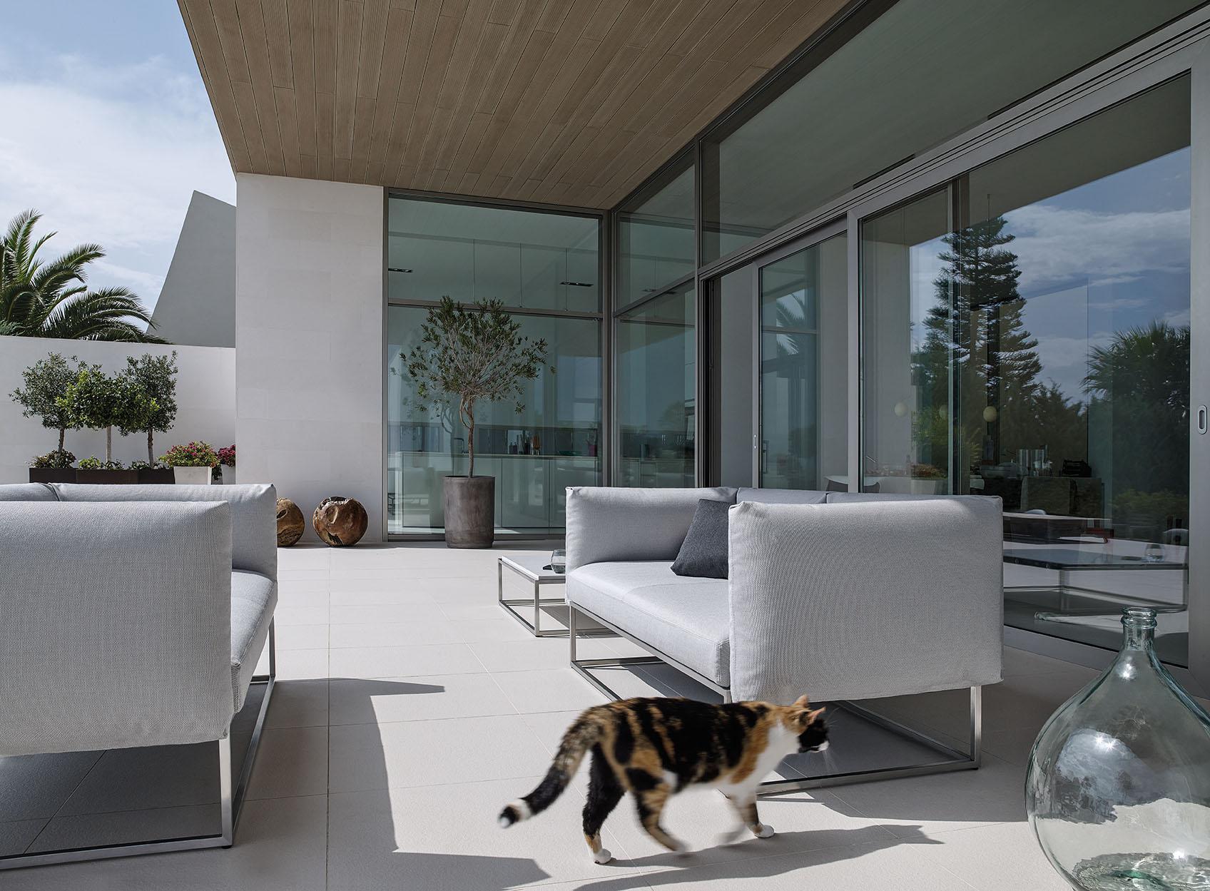 Outdoor Lounge Cloud Gloster buitenkussens