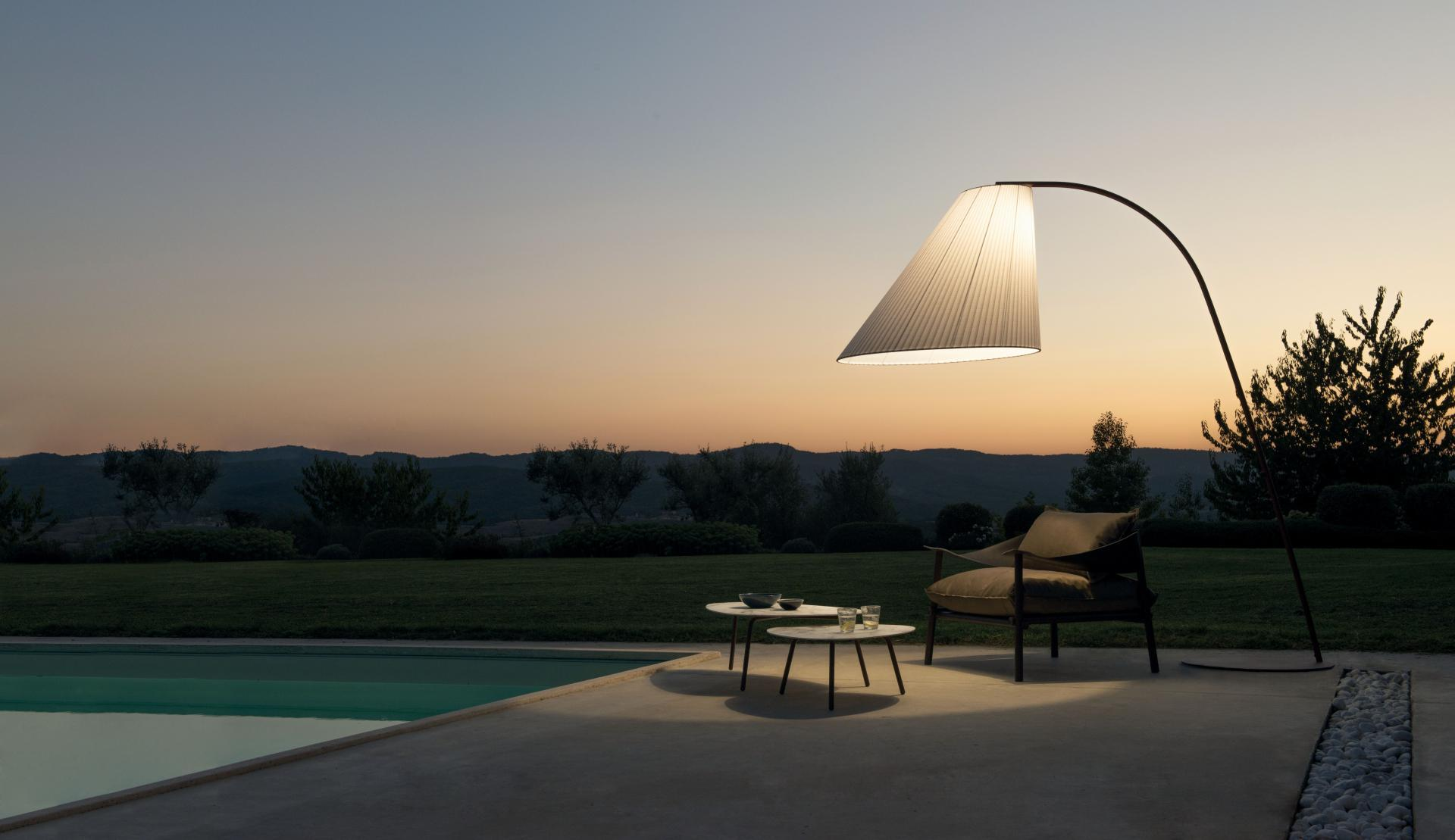 EMU Design tuinmeubelen buitenverlichting