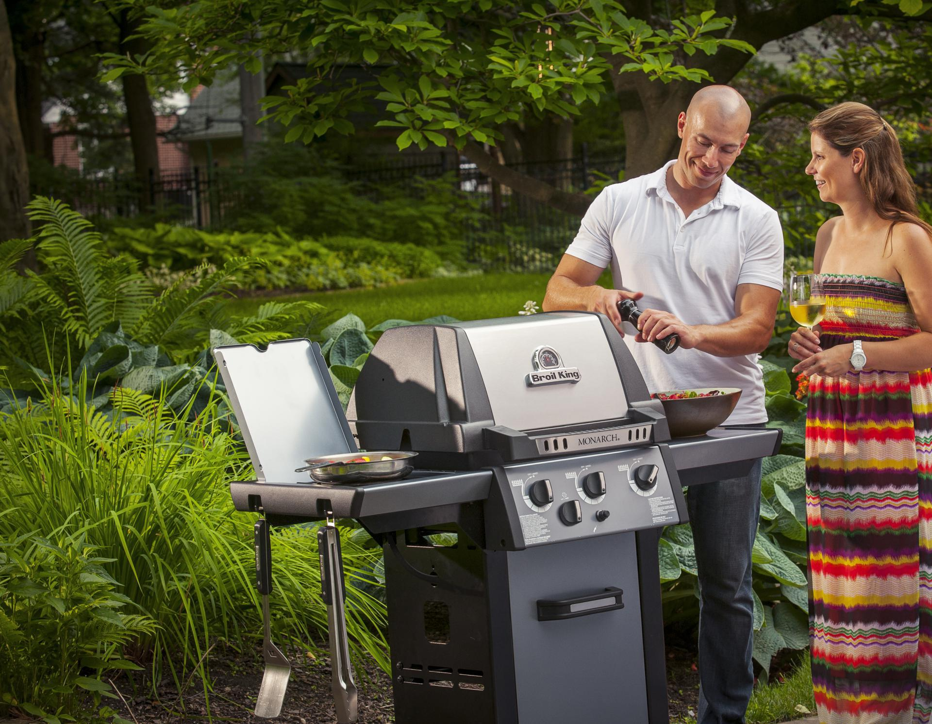 Broil King gasbarbecue