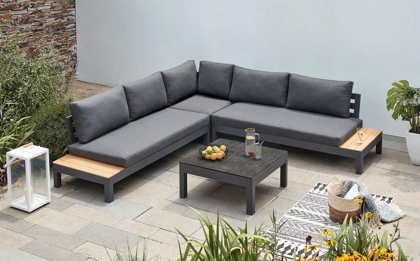 Outdoor lounge weerbestendige kussens