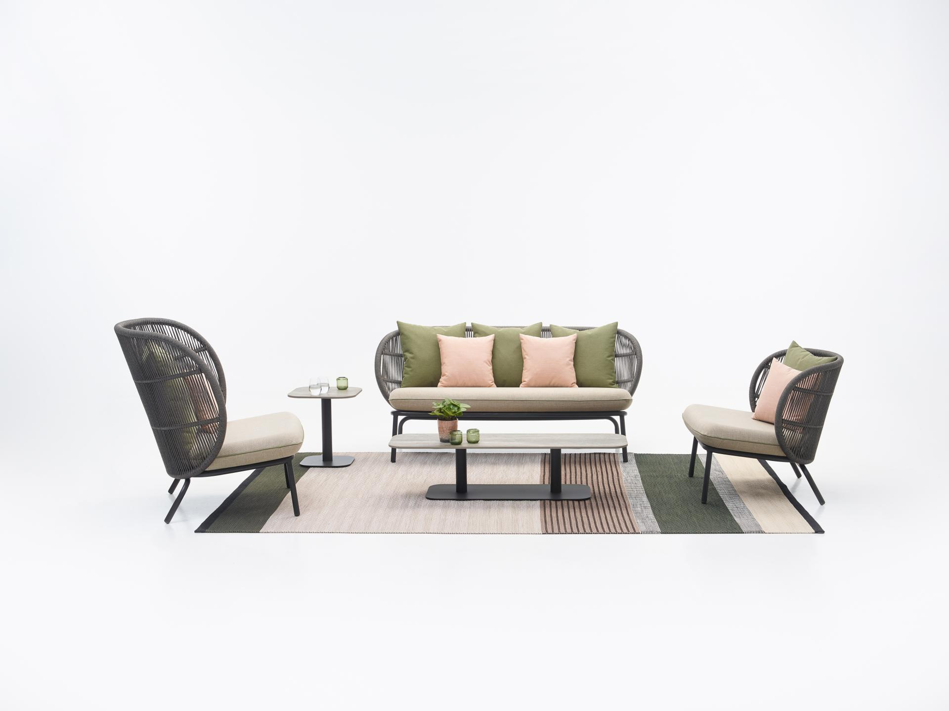 Vincent Sheppard outdoor lounge